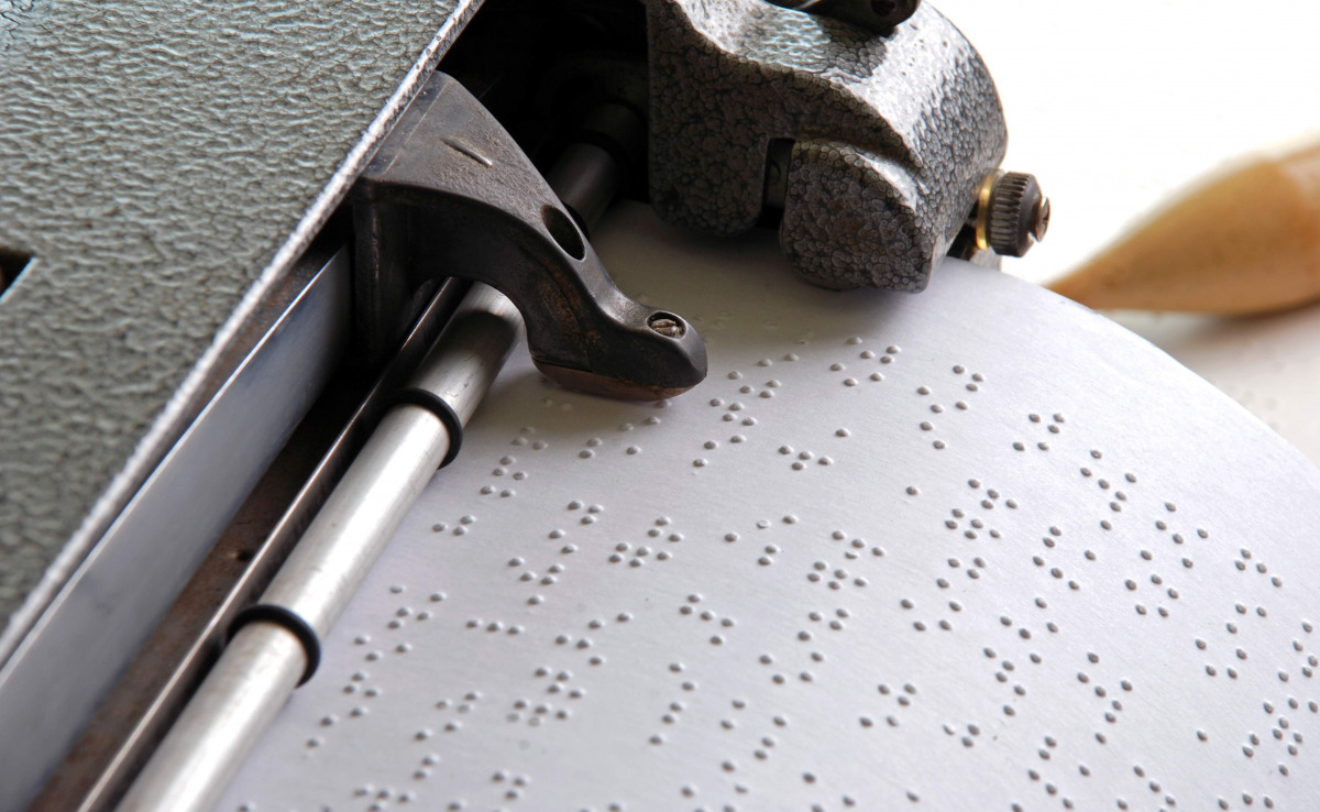 Braille Writer