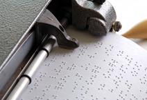 Braille Writer