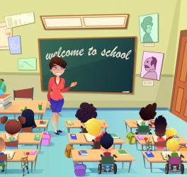 Inclusive Education Vector
