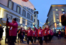 Winter Deaflympics opening ceremony