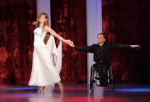 wheelchair Dancing contest
