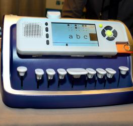 Braille Typewriter