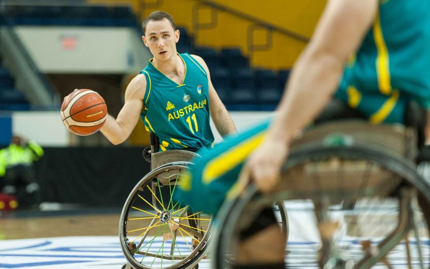 World Wheelchair Basketball Championship.