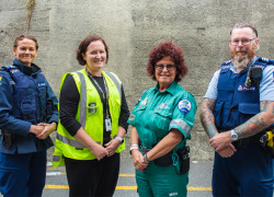 mental health co-response team