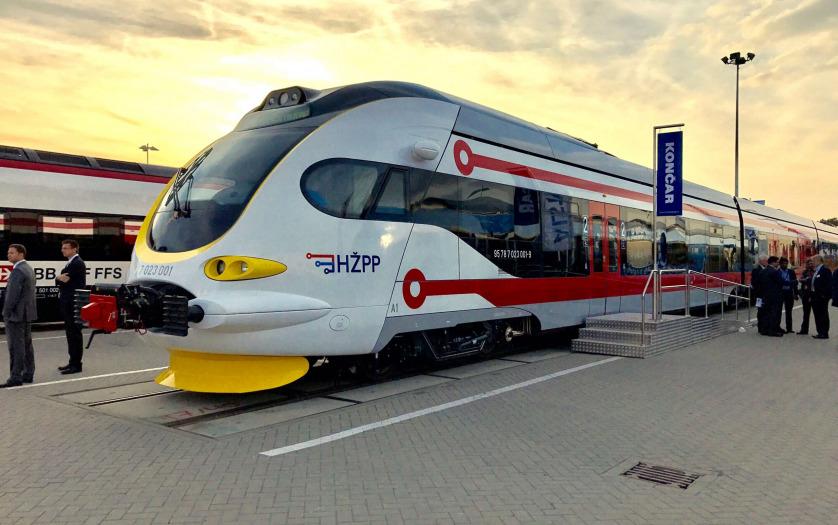 accessible train coach