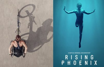 Rising Phoenix Poster