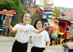 Sign Language interpretation service at Shanghai Disney Resort
