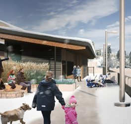 Accessible Parkdale Community Rink & Hub