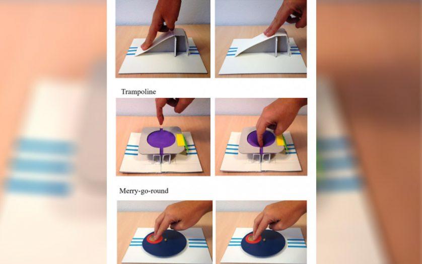 tactile book