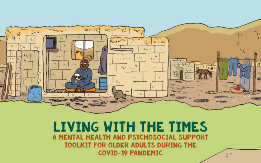 """Living with the Times"" toolkit coverpage"