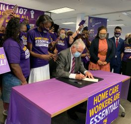 Governor Sisolak signs legislation
